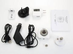 Беспроводная мини видеокамера видеорегистратор SyCloud