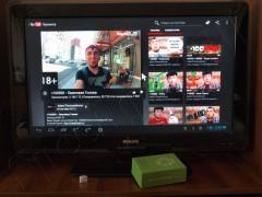 Мини HDMI-компьтер - ТВ-приставка