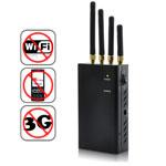 Глушилка GSM 3G CDMA Wi-Fi Bluetooth и беспроводных скрытых камер 2,4 ГГц увеличенной мощности