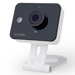 Беспроводная Wi-Fi мини видеокамера HD720p Zmodo Mini